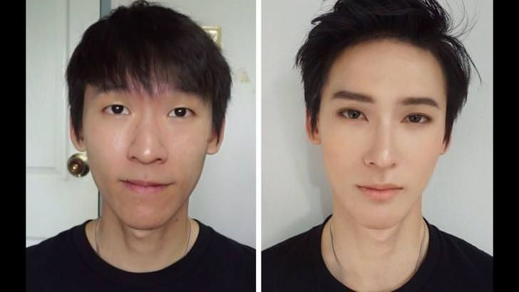 Just Lol If You Re Not Using Makeup To Level The Playing Field Korean Makeup Look Korean Beauty Tips Korean Makeup Tips