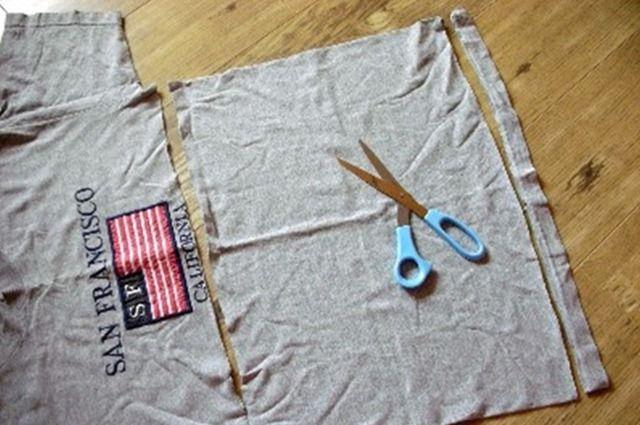 Как сделать пряжу из трикотажной футболки... . Обсуждение на LiveInternet - Российский Сервис Онлайн-Дневников