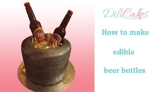 Youtube video: how to make 100% edible beer bottles
