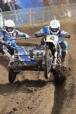 GP 1 2018- FIM World Championship Sidecarcross @ Motorclub Oss (NL)