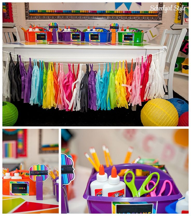 Classroom Rainbow Ideas ~ Best images about classroom design on pinterest