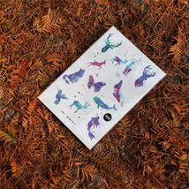 Tiere Schmetterling Katzen Vögel Hirsch Meerjungfrau Tattoos Aufkleber für M …