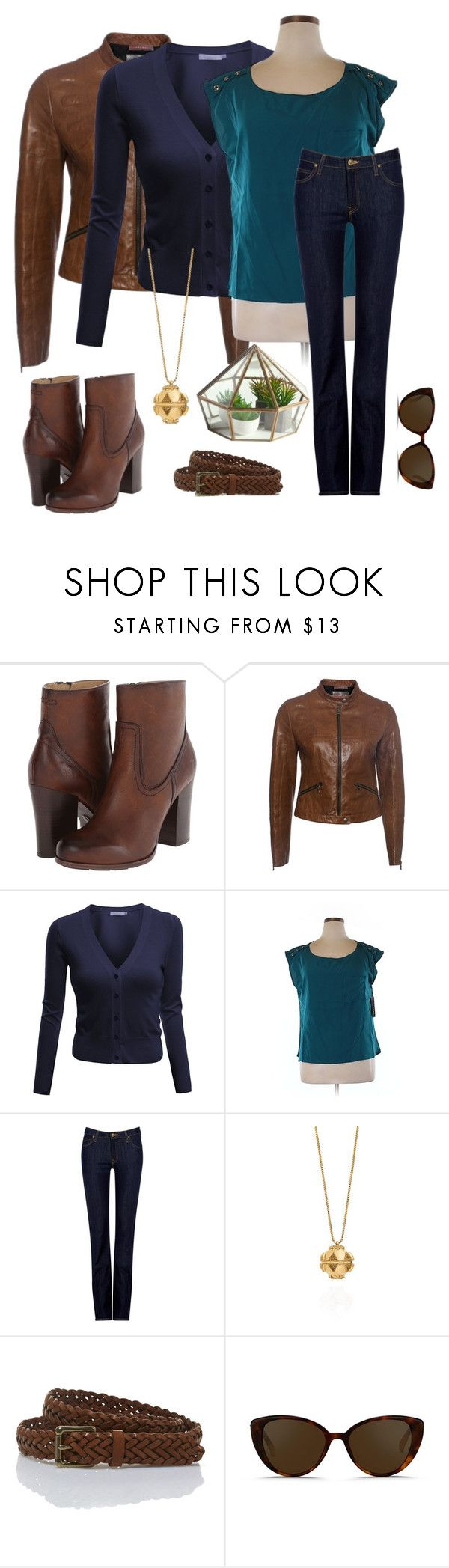 """""""Waiting for Spring"""" by wardrobepieces on Polyvore featuring Frye, Prada, Doublju, Hype, Lee, SB LONDON, L.L.Bean and Linda Farrow"""