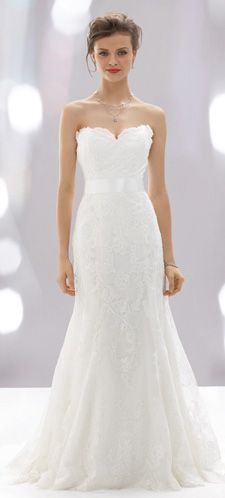 This may be the perfect wedding dress.