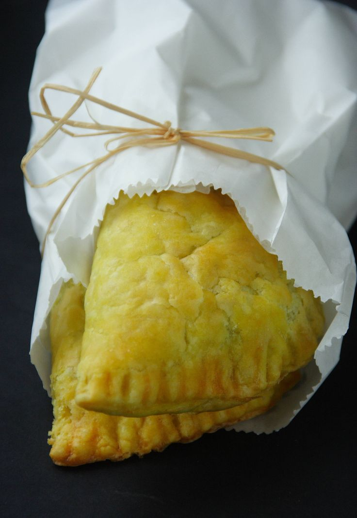 Spicy Jamaican Beef Patties-ate these on our honeymoon and thought they were divine.