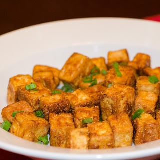 How to Make Crispy Tofu for Stir Fry | Simple Awesome Cooking