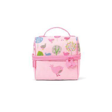 Kufrík lunchbox Penny Scallan - Vtáčiky
