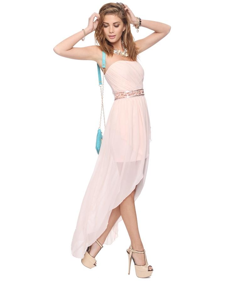 Pretty dresses are pretty.