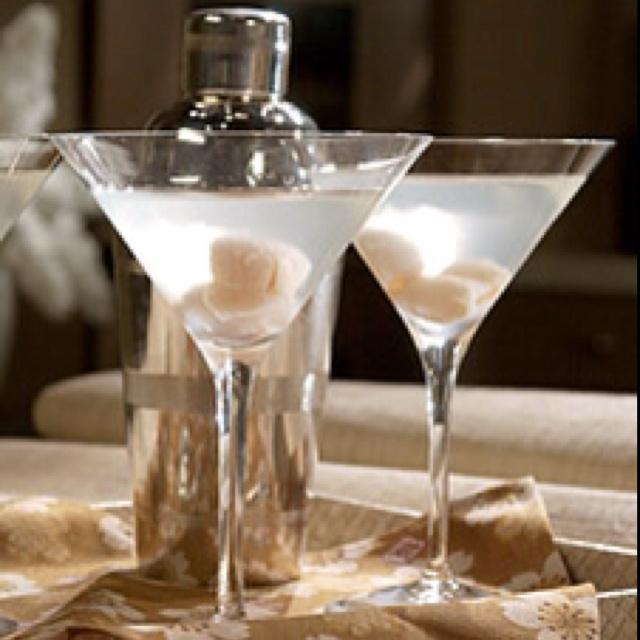 Lichee Martini. My fav!!!!!
