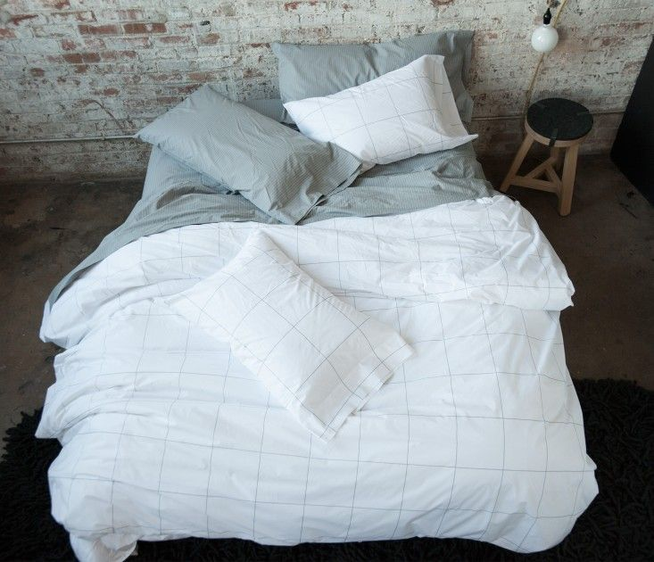 Bedding Disrupters: Luxury Linens for Less, Online Edition -- Brooklinen Bedding | Remodelista