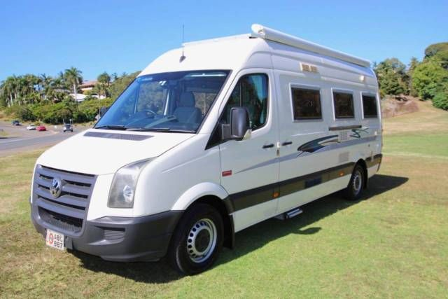 Save thousands of new pricing 2008 Volkswagen Crafter LWB Quality Horizon Motorhome Automatic transmisson Only 69,000km Turbo Diesel Walk thru to front ..., 1157774001