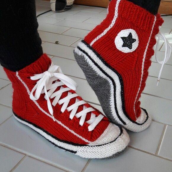 Converse slippersocks