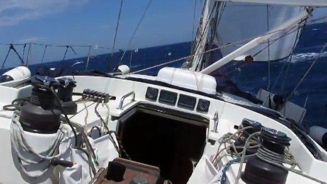 TRa l'isola delle Correnti e Capo Passero - Sicilia