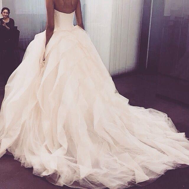 The 25 best tule wedding dress ideas on pinterest for Vintage wedding dresses perth