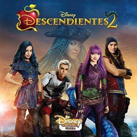 Descendientes 2 Soundtrack Walmart Com Disney Descendants 2 Descendants 2 Disney Channel Movies