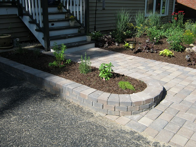 Landscaping Ideas East : Best images about landscape ideas east side front of