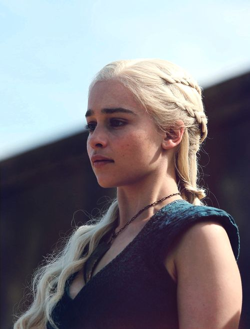 Daenerys Stormborn of House Targaryen, the first of her name, Queen of the Andals and First Men, Lady Regnant of the Seven Kingdoms, Protector of the Realm, Khaleesi of the Great Grass Sea, Breaker of Chains and Mother of Dragons...   Did I miss anything out?