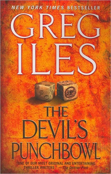"""Mitch in Sales highly recommends the New York Times bestseller """"The Devil's Punchbowl"""" by Greg Iles."""