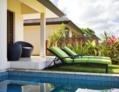 Pool at Mangoes Resort, Vanuatu
