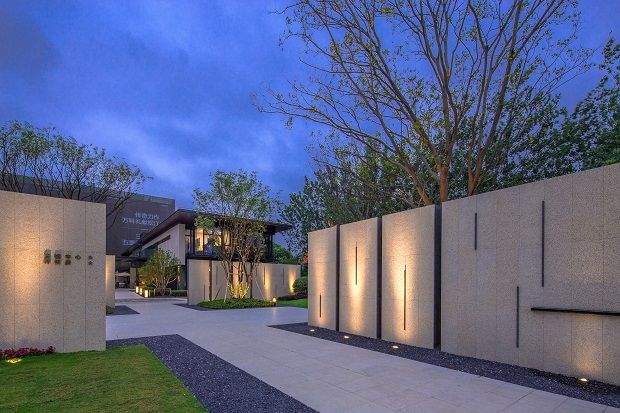 225 Best Boundary Wall Design Images On Pinterest