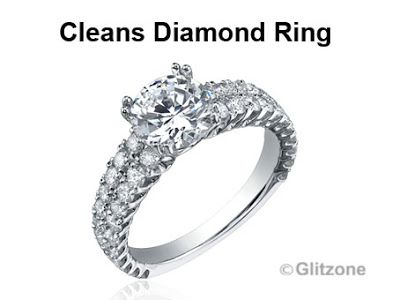 Use Toothpaste To Clean Diamond Ring