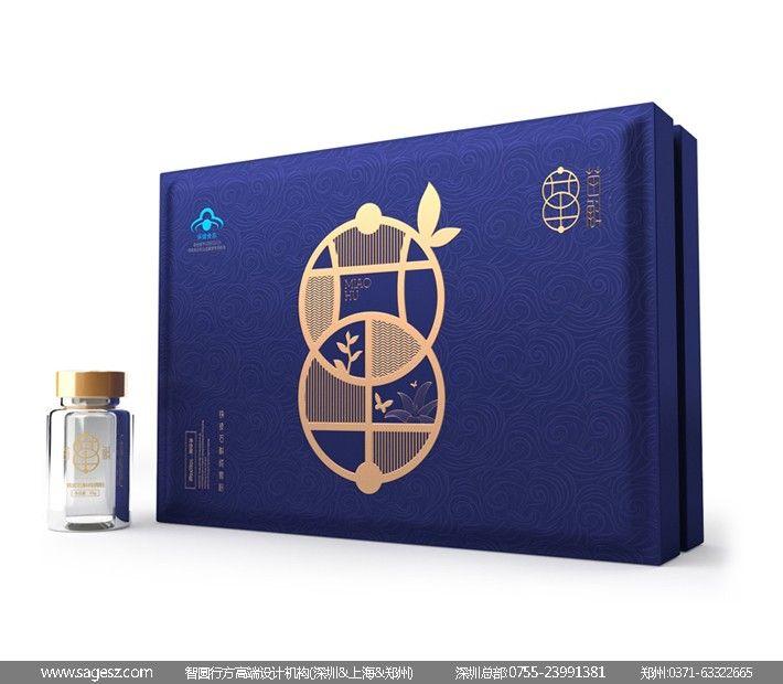 铁皮石斛包装设计,保健品包装设计-苗斛铁皮石斛系列包装案例