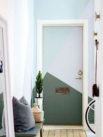 ber ideen zu haust ren streichen auf pinterest eingangst ren haust r farben und. Black Bedroom Furniture Sets. Home Design Ideas