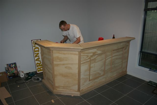 Shaped Bar Plans Free Download - WoodWorking Projects & Plans