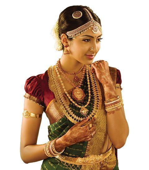 Kannada Matrimony - Must haves in a Kannadiga Bridal Jewelry
