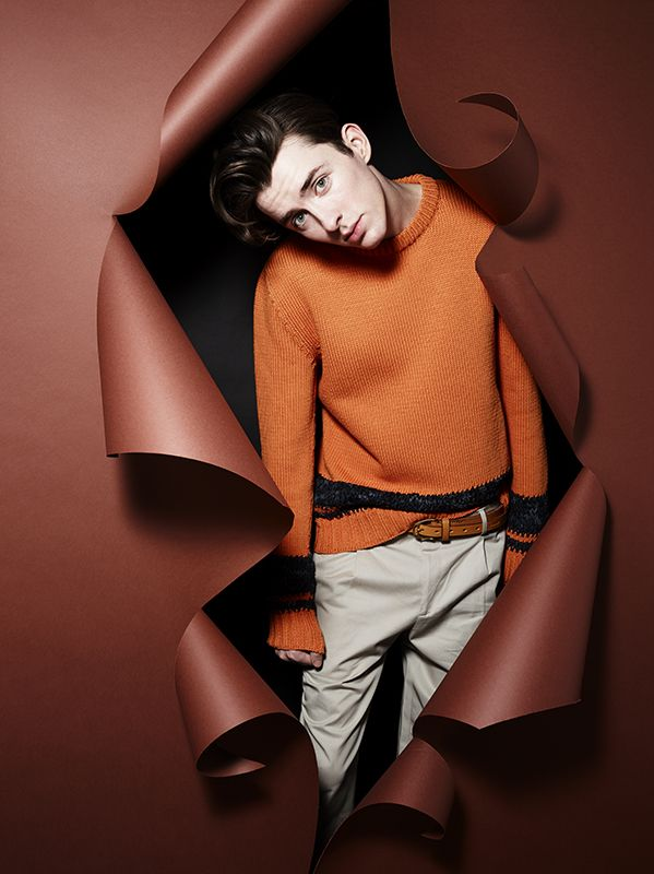 Matthew Beard Style Italia Menswear