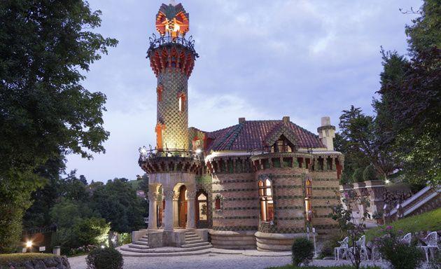 Visitar el Capricho de Gaudí, en Comillas   Cantabria   Spain