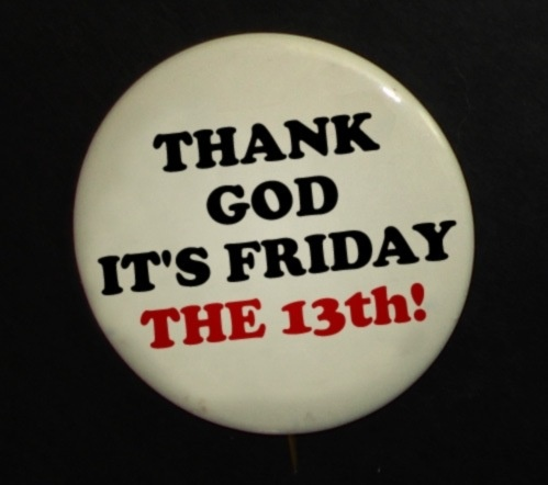 17 Best Images About Friday The 13th On Pinterest Happy