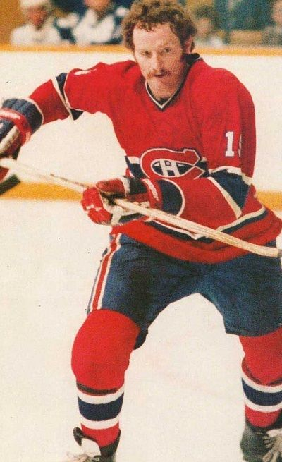 Larry Robinson - Montreal Canadiens. You can do it, Montreal!