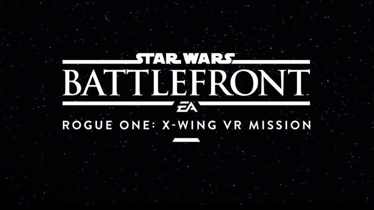 Star Wars X-Wing VR Mission is the best thing ever made by a human