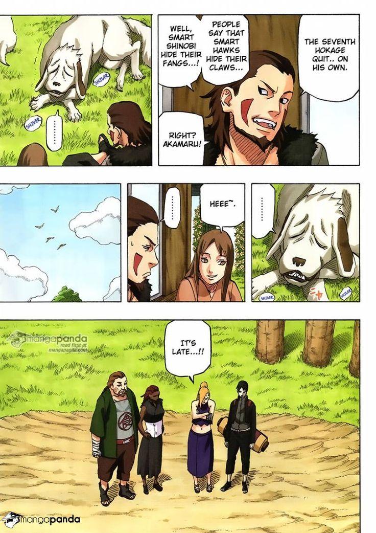 Shino chapter 700