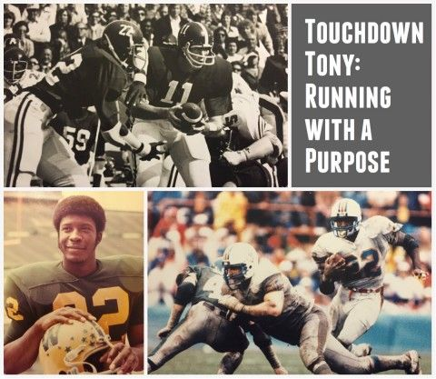 """Touchdown Tony,"" one of Birmingham's all-time great high-school football heroes, is the subject on a new book and the upcoming ""Woodlawn"" movie."