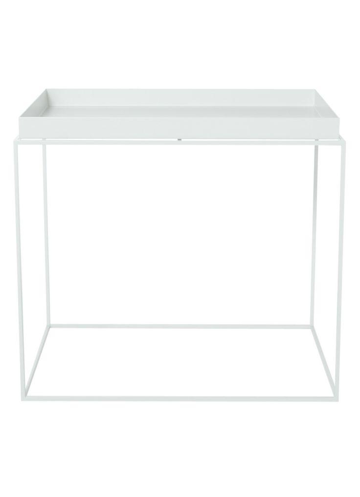 Het idee achter de hay koffietafel tray table serie is om de standaard grote koffietafel te - Koffietafel stockholm ...