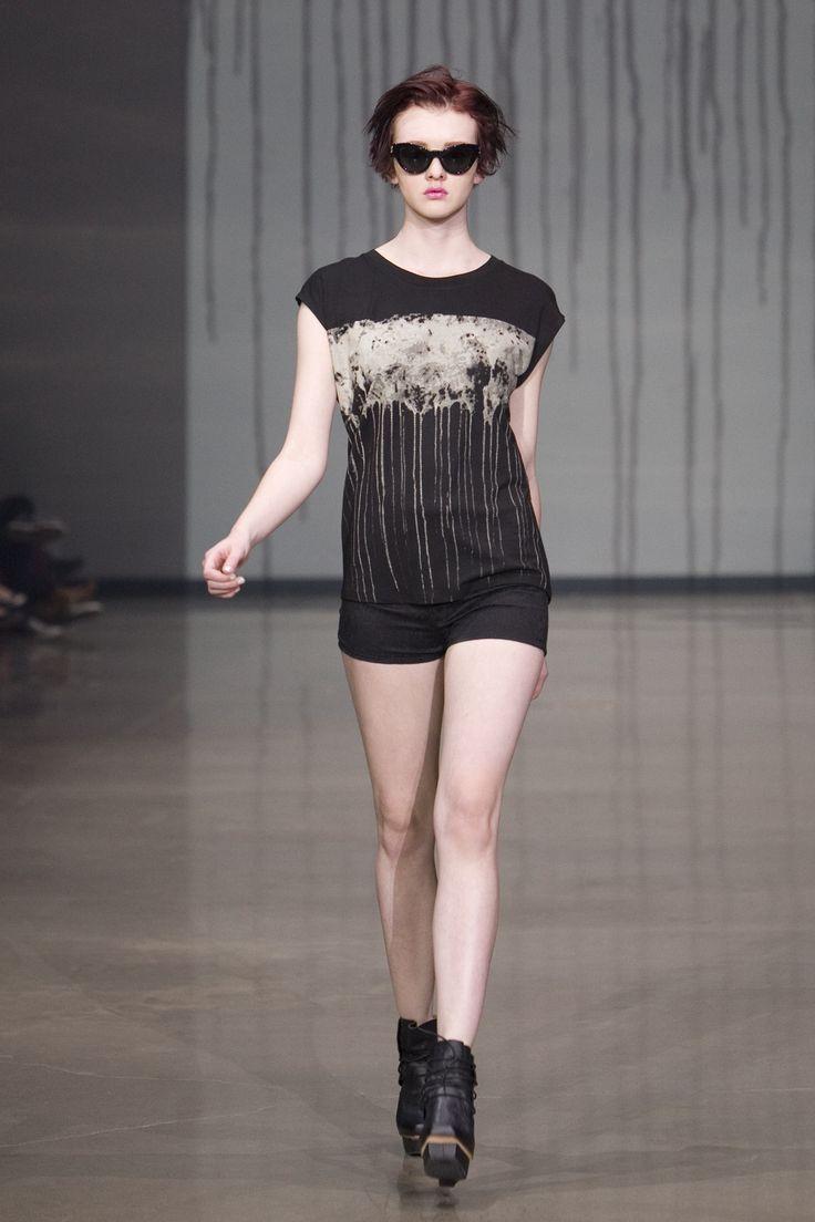 Défilé Printemps/Été 2014 Cokluch à la Semaine Mode Montréal | Presentation of the 2014 Spring/Summer collection during Fashion Week Montreal.