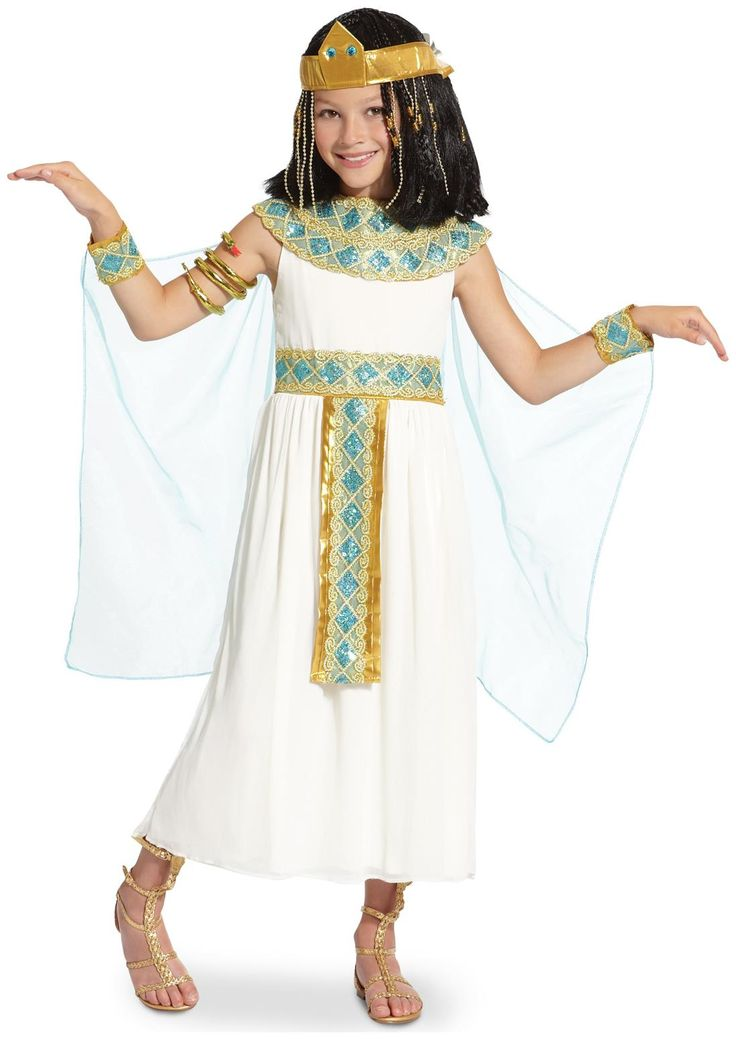 PartyBell.com - #Cleopatra Child #Costume