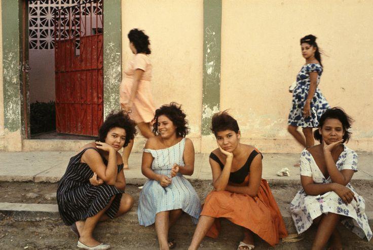 Colombia, 1966. [Credit:Danny Lyon]