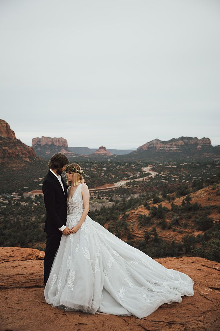 Sky Ranch Lodge Wedding | Citrine Rising Wedding Inspiration At Sky Ranch Lodge Wedding