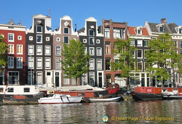 """Amsterdam's Canals – """"Venice of the North"""""""