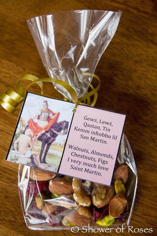 Shower of Roses: Celebrating the Saints :: St. Martin of Tours