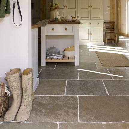 flagstone style floor tiles - Google Search