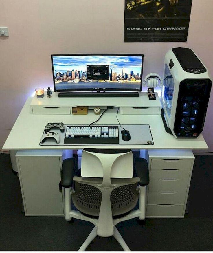 find and save ideas about modern computer desk modern corner desk on pinterest - Computertische Fr Spieler