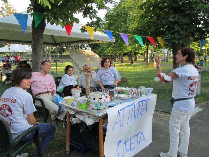 CorriCharitas 2012 Artigianato locale
