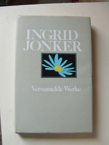 Ingrid Jonker - my favourite poet