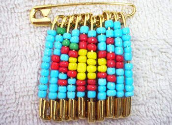 1000 images about kids jewelry making ideas on pinterest for Safety pins for jewelry making