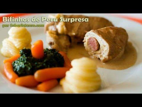 Bifinhos de Peru Supresa http://www.saborintenso.com/