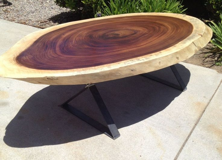 25 Best Ideas About Tree Stump Coffee Table On Pinterest